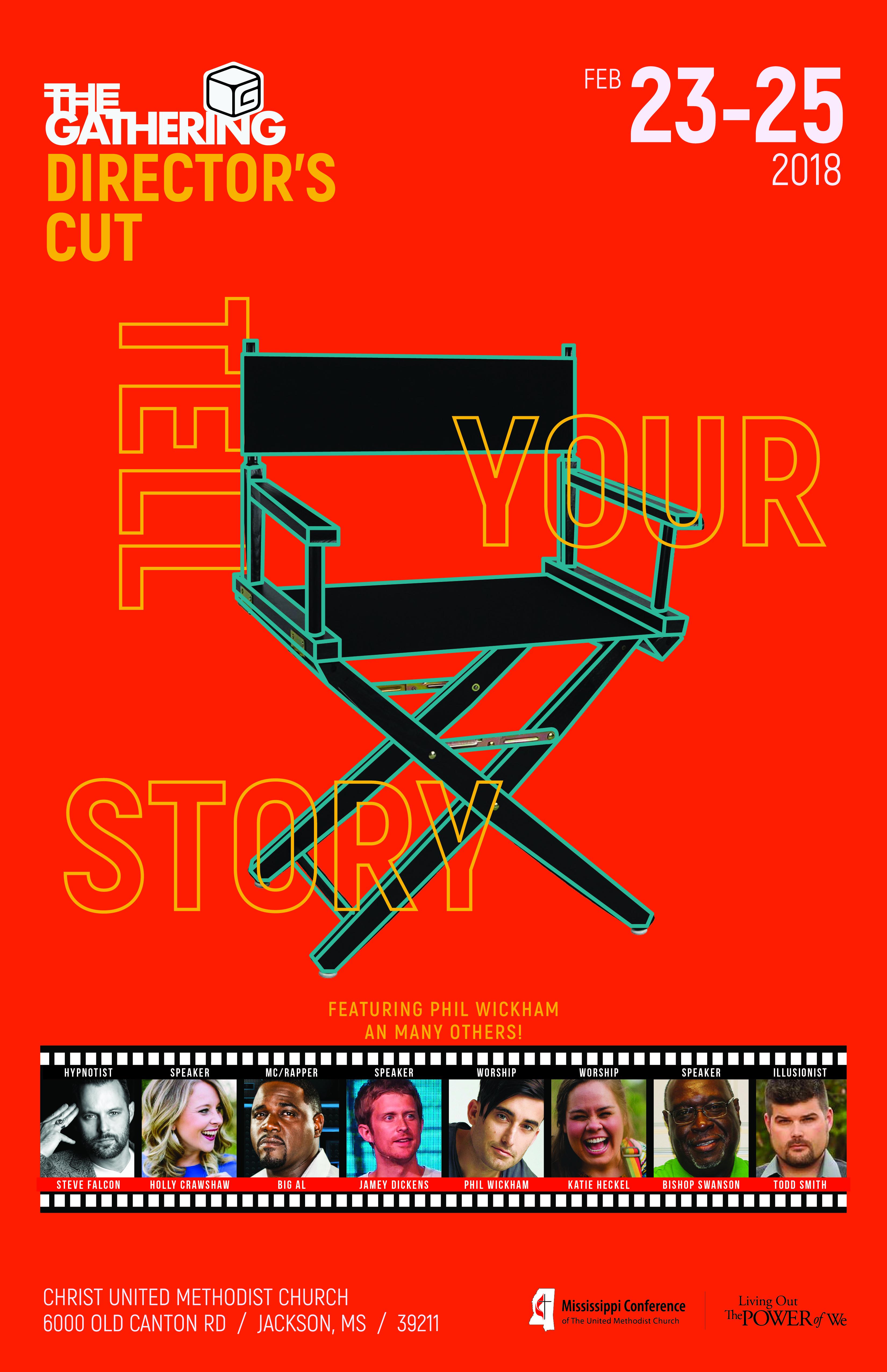 The Gathering Directors Cut Tour